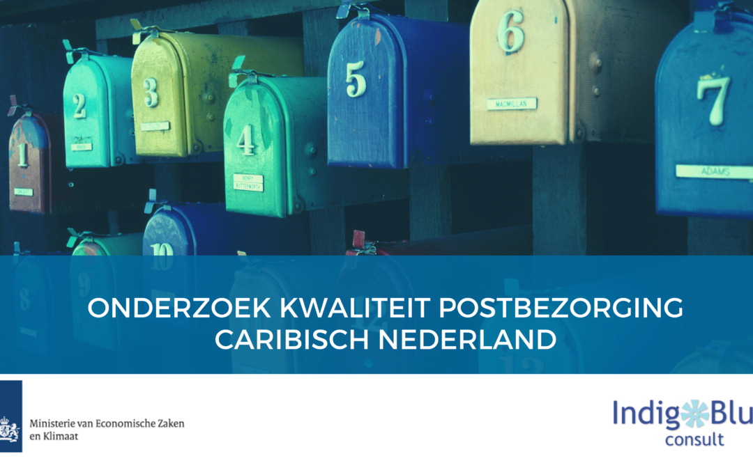 Research quality postal services BES-islands